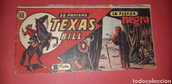 Tebeos: TEBEOS-COMICS CANDY - TEX WILLER - TEXAS BILL - COMPLETA - HISPANOAMERICANA 1949 - UNICA - UU99 - Foto 343 - 205257267