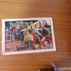 Tebeos: EL HOMBRE ENMASCARADO Nº 59 EDITA HISPANO AMERICANA. Lote 208566122