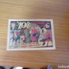 Tebeos: EL HOMBRE ENMASCARADO Nº 38 EDITA HISPANO AMERICANA. Lote 208566843