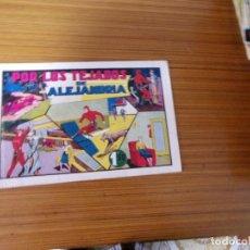 Tebeos: EL HOMBRE ENMASCARADO Nº 21 EDITA HISPANO AMERICANA. Lote 208567591