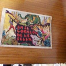 Tebeos: FLAS GORDON Nº EN EL CORAZON DE LA SELVA EDITA HISPANO AMERICANA. Lote 208769850