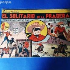 Tebeos: EL JINETE ENMASCARADO - Nº 1 - EDITORIAL HISPANO AMERICANA. Lote 209736717