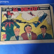 """Tebeos: JULIO Y RICARDO Nº 2 """" EL BUFON""""--HISPANO AMERICANA-ORIGINAL. Lote 209744510"""