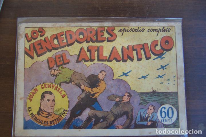 Tebeos: hispano americana, juan centella, nº en interior - Foto 51 - 87629320
