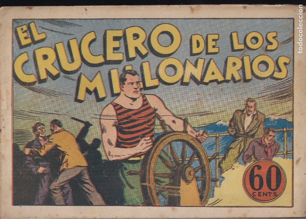 JUAN CENTELLA: EL CRUCERO DE LOS MILLONARIOS (Tebeos y Comics - Hispano Americana - Juan Centella)