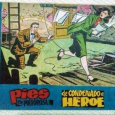 Livros de Banda Desenhada: AGENTE SECRETO Nº 53 PIES EN POLVOROSA HISPANO AMERICANA. Lote 212564130