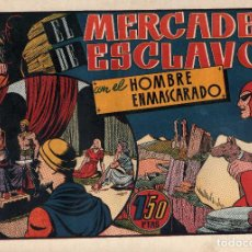 Tebeos: MERCADER DE ESCLAVOS Nº 29 DEL HOMBRE ENMASCARADO,ORIGINAL NUEVO. Lote 213121183