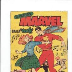 Tebeos: * EL CAPITÁN MARVEL * Nº 21, ORIGINAL * ED. HISPANO AMERICANA 1960 *. Lote 214432951