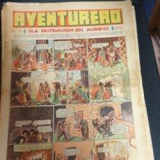 Tebeos: AVENTURERO ¡LA DESTRUCCIÓN DEL MUNDO! Nº 26 5 NOVIEMBRE 1935. Lote 215558200
