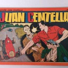Tebeos: JUAN CENTELLA ALBUM N°10 HISPANO AMERICANA. Lote 216976605