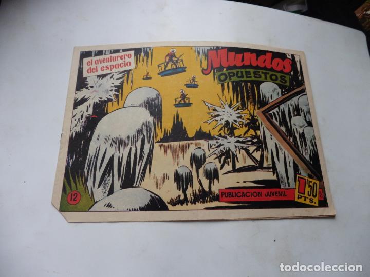 EL AVENTURERO DEL ESPACIO Nº 12 ORIGINAL HISPANOAMERICANA (Tebeos y Comics - Hispano Americana - Otros)
