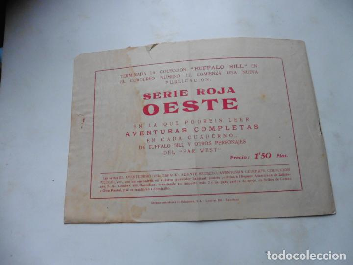 Tebeos: EL AVENTURERO DEL ESPACIO Nº 17 ORIGINAL HISPANOAMERICANA - Foto 2 - 217198252