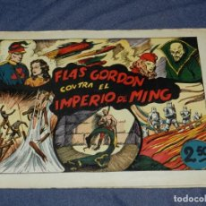 Tebeos: FLASH GORDON - AVENTURAS DE FLAS GORDON NUM. 5, EDT HISPANO AMERICANA. Lote 217320847