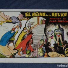 Tebeos: FLASH GORDON - AVENTURAS DE FLAS GORDON NUM. 8, EDT HISPANO AMERICANA. Lote 217320970