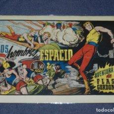 Tebeos: (M1) FLASH GORDON NUM 16 , 1,50 PTAS , LOS HOMBRES DEL ESPACIO , HISPANO AMERICANA 1946. Lote 217321035