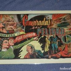 Tebeos: (M1) FLASH GORDON NUM 3 , 1,50 PTAS , CAMARADAS EN PELIGRO , HISPANO AMERICANA 1946. Lote 217321223