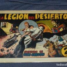 Tebeos: (M1) FLASH GORDON NUM 9 , 2 PTAS , LA LEGION DEL DESIERTO , HISPANO AMERICANA 1942. Lote 217321277