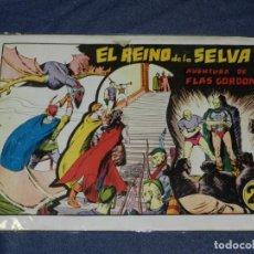 Tebeos: (M1) FLASH GORDON NUM 8 , 2,5 PTAS , EL REINO DE LA SELVA , HISPANO AMERICANA 1942. Lote 217321362