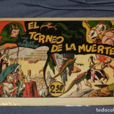 Tebeos: (M1) FLASH GORDON NUM 3 , 2,5 PTAS , EL TORNEO DE LA MUERTE, HISPANO AMERICANA 1942. Lote 217321491