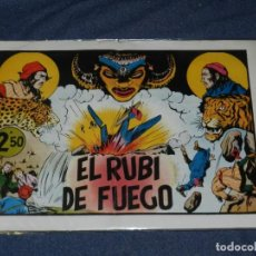 Tebeos: FLASH GORDON - AVENTURAS DE FLAS GORDON NUM. 5, EDT HISPANO AMERICANA. Lote 217321773