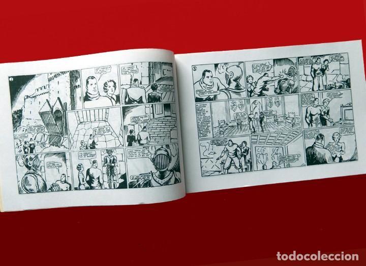 Tebeos: JUAN CENTELLA, LOTE 4 EJEMPLARES Nº 1, 2, 3 y 4. TAMAÑO GRANDE, COLEC. AUDAZ, REEDICIÓN 1980. NUEVOS - Foto 4 - 218134178