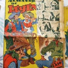 Tebeos: ALMANAQUE LEYENDAS 1947 ORIGINAL DE EPOCA. Lote 218252661