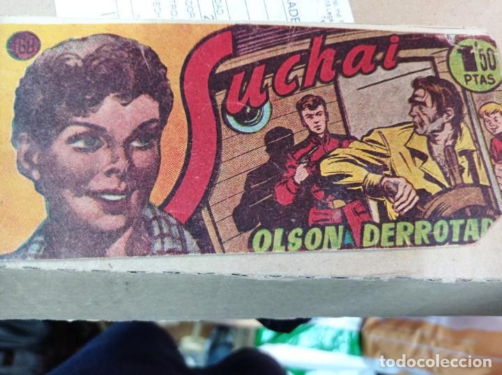 SUCHAI - EL PEQUEÑO LIMPIABOTAS - Nº 168 1952 (Tebeos y Comics - Hispano Americana - Suchai)