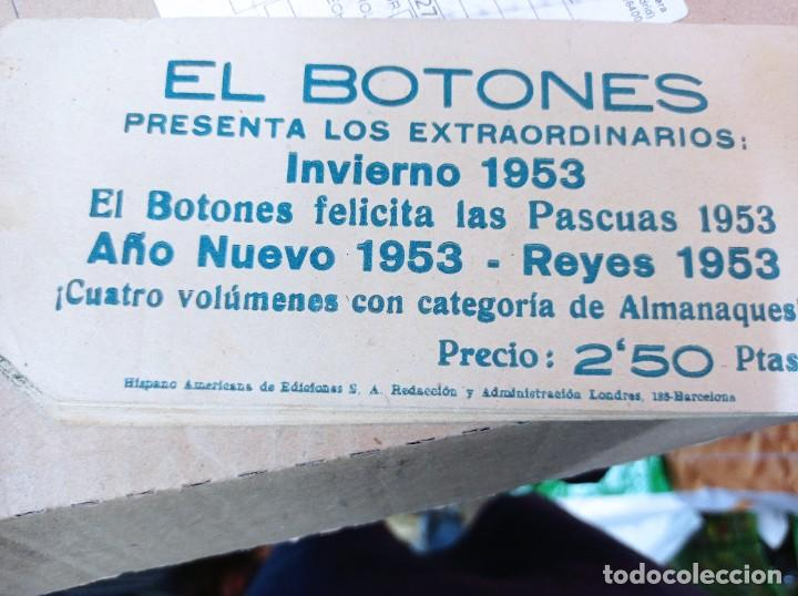 Tebeos: SUCHAI - EL PEQUEÑO LIMPIABOTAS - Nº 168 1952 - Foto 2 - 218340001