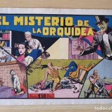Tebeos: MERLIN EL REY DE LA MAGIA. EL MISTERIO DE LA ORQUIDEA - EDITORIAL HISPANO AMERICANA .. Lote 219719856