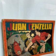 Tebeos: JUAN CENTELLA (AVENTURAS DE..ALBUM NUM.10 (ROJO). Lote 219470925