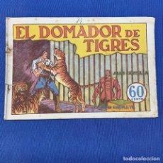 Tebeos: COMIC JUAN CENTELLA - EL DOMADOR DE TIGRES - Nº 14. Lote 219862326