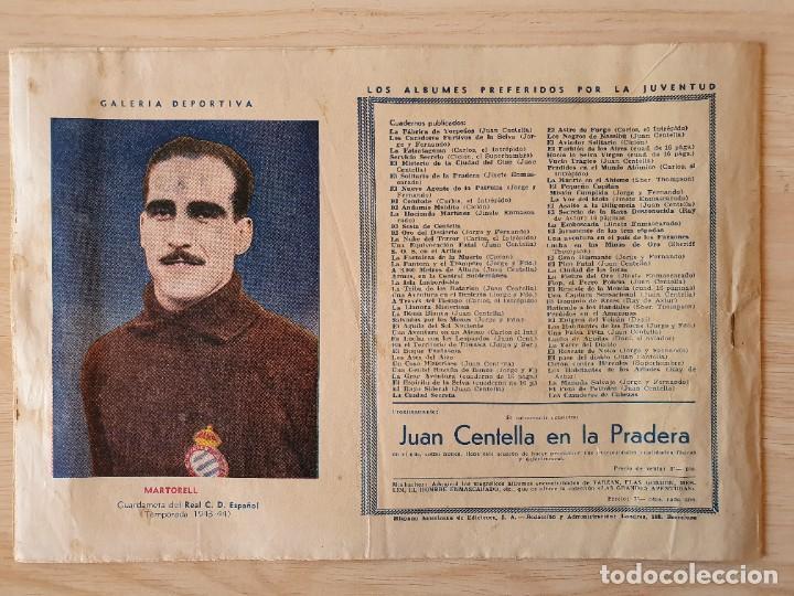 Tebeos: VAGANDO POR EL ESPACIO - CARLOS EL INTREPIDO - ORIGINAL (EDITORIAL HISPANO AMERICANA) - Foto 3 - 220257237