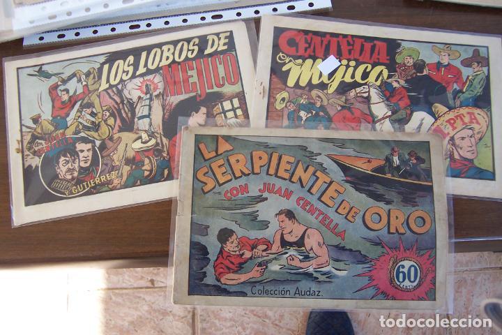 Tebeos: hispano americana, juan centella, nº en interior - Foto 55 - 87629320