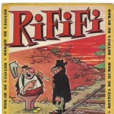Tebeos: RIFIFI Nº 5, ORIGINAL H. AMERICANA 1961 -- IMPORTANTE LEER ENVIOS. Lote 221109803