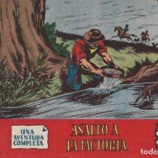 Tebeos: BUFFALO BILL Nº 15, DIFICIL ORIGINAL, H. AMERICANA 1958, BUEN ESTADO -- LEER TODO. Lote 221148532