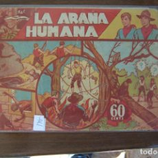 Tebeos: HISPANO AMERICANA,- JORGE Y FERNANDO LA ARAÑA HUMANA. Lote 221251202