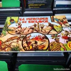 Tebeos: AVENTURAS DE JORGE Y FERNANDO EL MERCADER DE ESCLAVOS ALBUM Nº 2,REEDICION. Lote 221281427