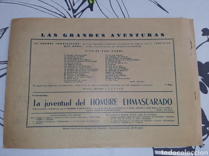 Tebeos: La niñez del Hombre Enmascarado, Hispano Americana , original - Foto 2 - 221368167