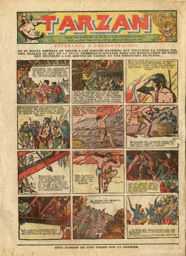 Tebeos: AVENTURERO-131 (HISPANO AMERICANA, 1-2-1938) FORMATO PEQUEÑO - Foto 2 - 221505782