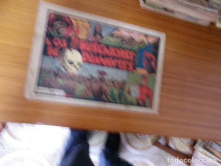 EL HOMBRE ENMASCARADO Nº 8 EDITA HISPANO AMERICANA (Tebeos y Comics - Hispano Americana - Hombre Enmascarado)