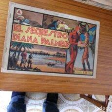 Tebeos: EL HOMBRE ENMASCARADO Nº 9 EDITA HISPANO AMERICANA. Lote 221591990
