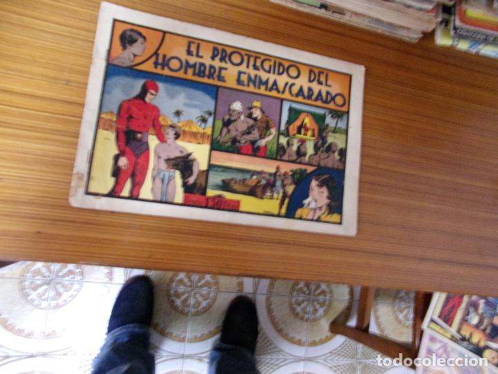 EL HOMBRE ENMASCARADO Nº 10 EDITA HISPANO AMERICANA (Tebeos y Comics - Hispano Americana - Hombre Enmascarado)