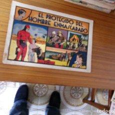 Tebeos: EL HOMBRE ENMASCARADO Nº 10 EDITA HISPANO AMERICANA. Lote 221592205