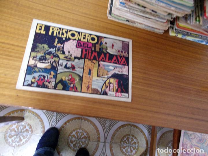 EL HOMBRE ENMASCARADO Nº 14 EDITA HISPANO AMERICANA (Tebeos y Comics - Hispano Americana - Hombre Enmascarado)