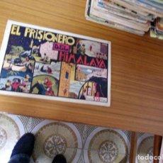 Tebeos: EL HOMBRE ENMASCARADO Nº 14 EDITA HISPANO AMERICANA. Lote 221592705