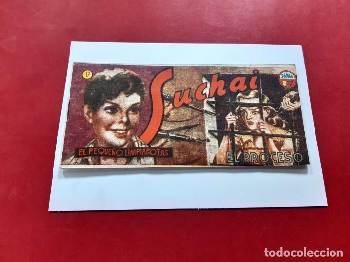 SUCHAI -EL PEQUEÑO LIMPIABOTAS Nº 17 -ORIGINAL-EXCELENTE ESTADO (Tebeos y Comics - Hispano Americana - Suchai)