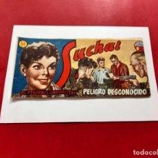 Tebeos: SUCHAI -EL PEQUEÑO LIMPIABOTAS Nº 59 -ORIGINAL-EXCELENTE ESTADO. Lote 221749372
