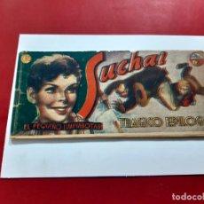 Tebeos: SUCHAI -EL PEQUEÑO LIMPIABOTAS Nº 80 -ORIGINAL-EXCELENTE ESTADO. Lote 221750895