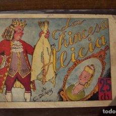 Tebeos: HISPANO AMERICANA, I.G.A. Nº LA PRINCESA ALICIA. Lote 222017006