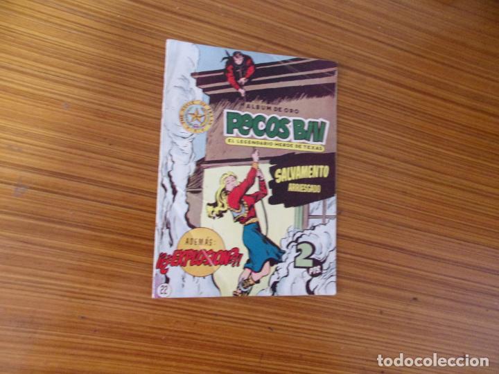 PECOS BILL Nº 22 EDITA HISPANO AMERICANA (Tebeos y Comics - Hispano Americana - Otros)